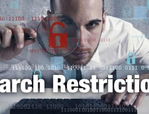Google Search Term Restrictions