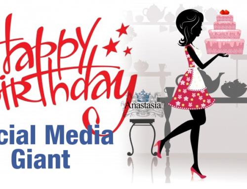 Happy 10th Birthday Facebook!