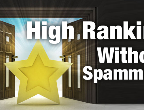 """Can a """"good guy"""" stand a chance in high web ranking?"""