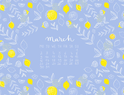 Free Desktop Wallpaper Calendars: March 2015